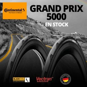 Cubierta de carretera Continental GP 5000