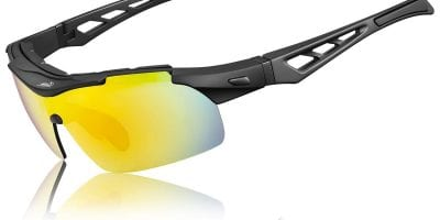 HiHiLL Gafas Ciclismo Hombre