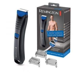 afeitadora corporal remington