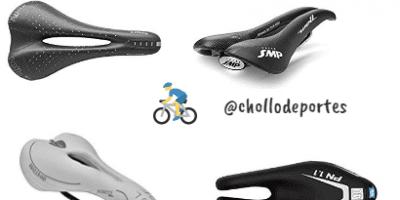 ofertas sillines ciclismo