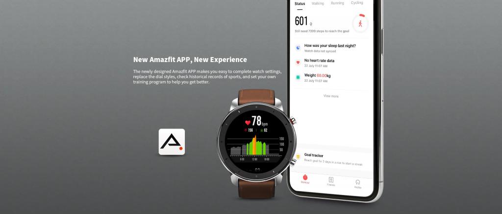 app Amazfit