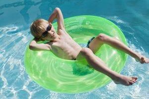 crema solar para niños