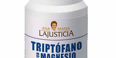 ANA MARIA LAJUSTICIA Triptófano con magnesio