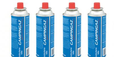 cartuchos de gas Campingaz