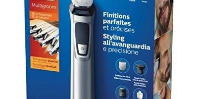 Philips Multigroom 7000 - Recortadora 16 en 1