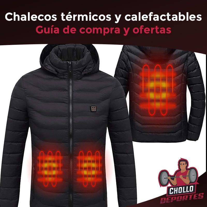 Chaleco termico y calefactable