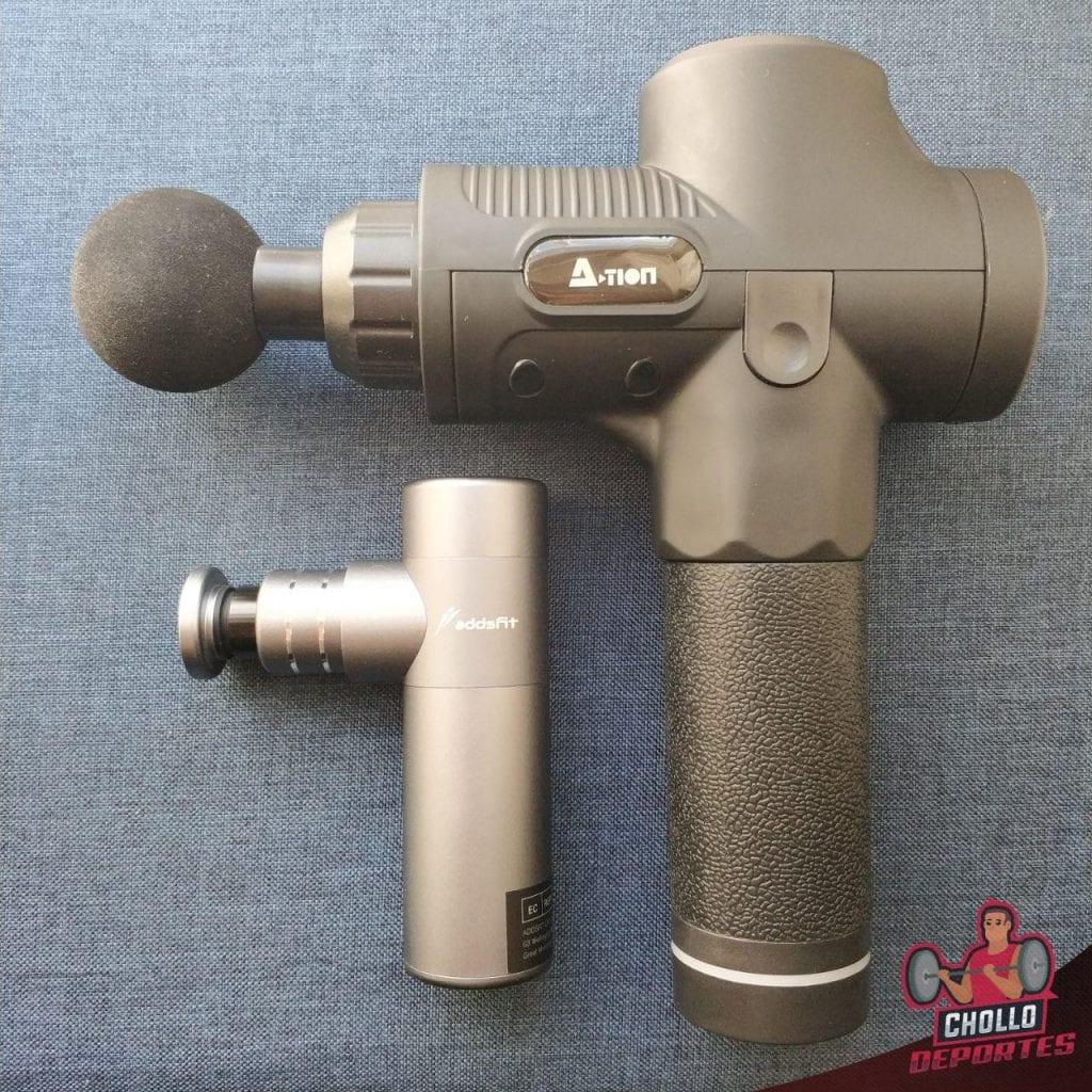 addsfit Mini pistola de masaje