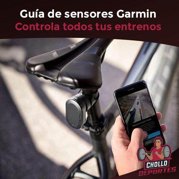 Sensores Garmin