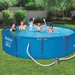 No busques más: estas son las 9 mejores piscinas desmontables para el verano
