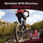 Bicicletas mtb electricas