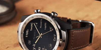 Analisis TicWatch