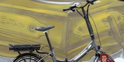 bicis electricas plegables