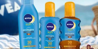 Cremas y protectores solares
