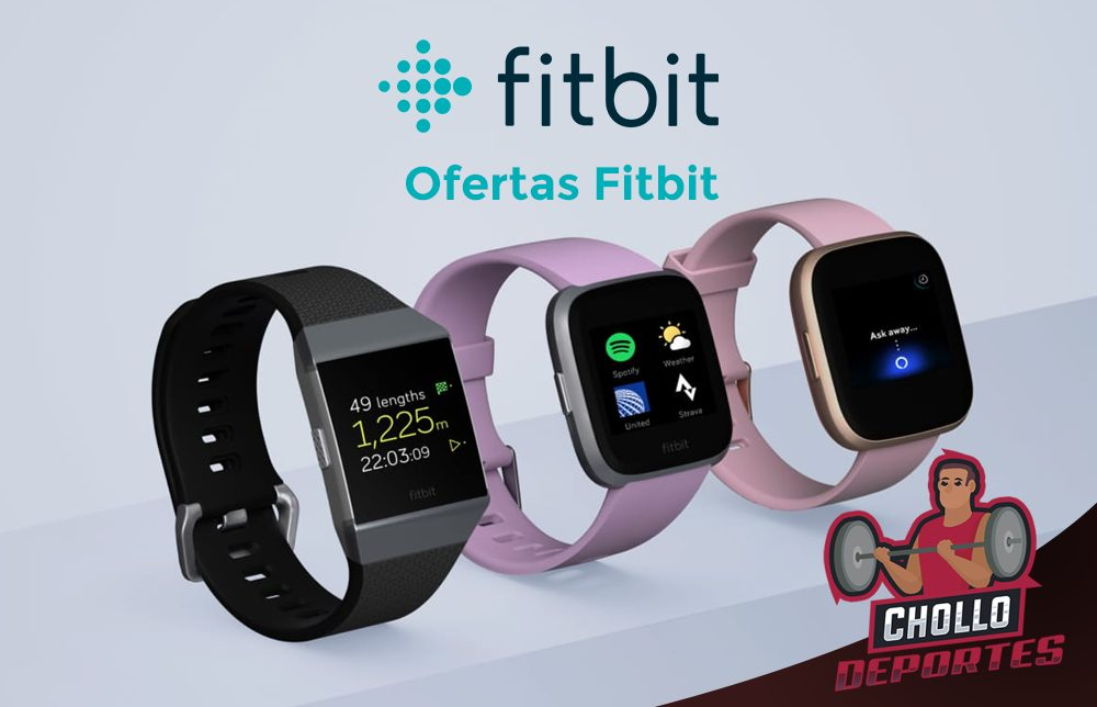 Ofertas Fitbit