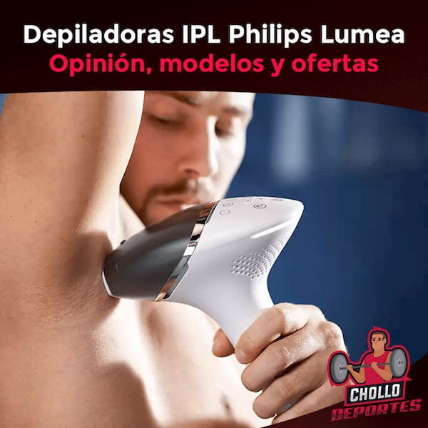 Depiladoras Philips
