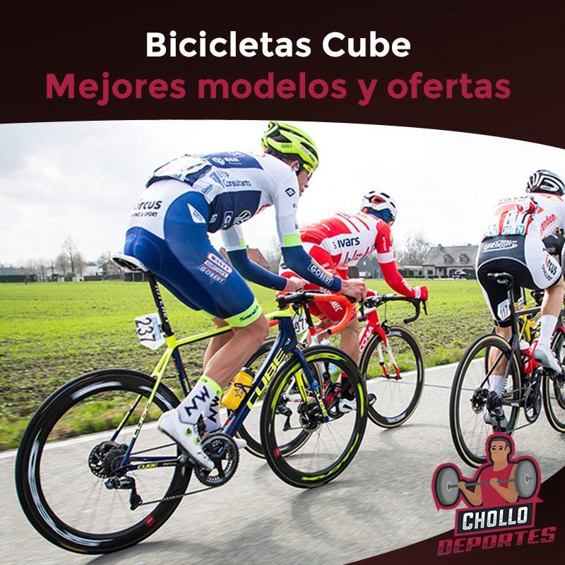 Bicicletas Cube