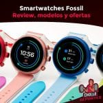 Smartwatches Fossil