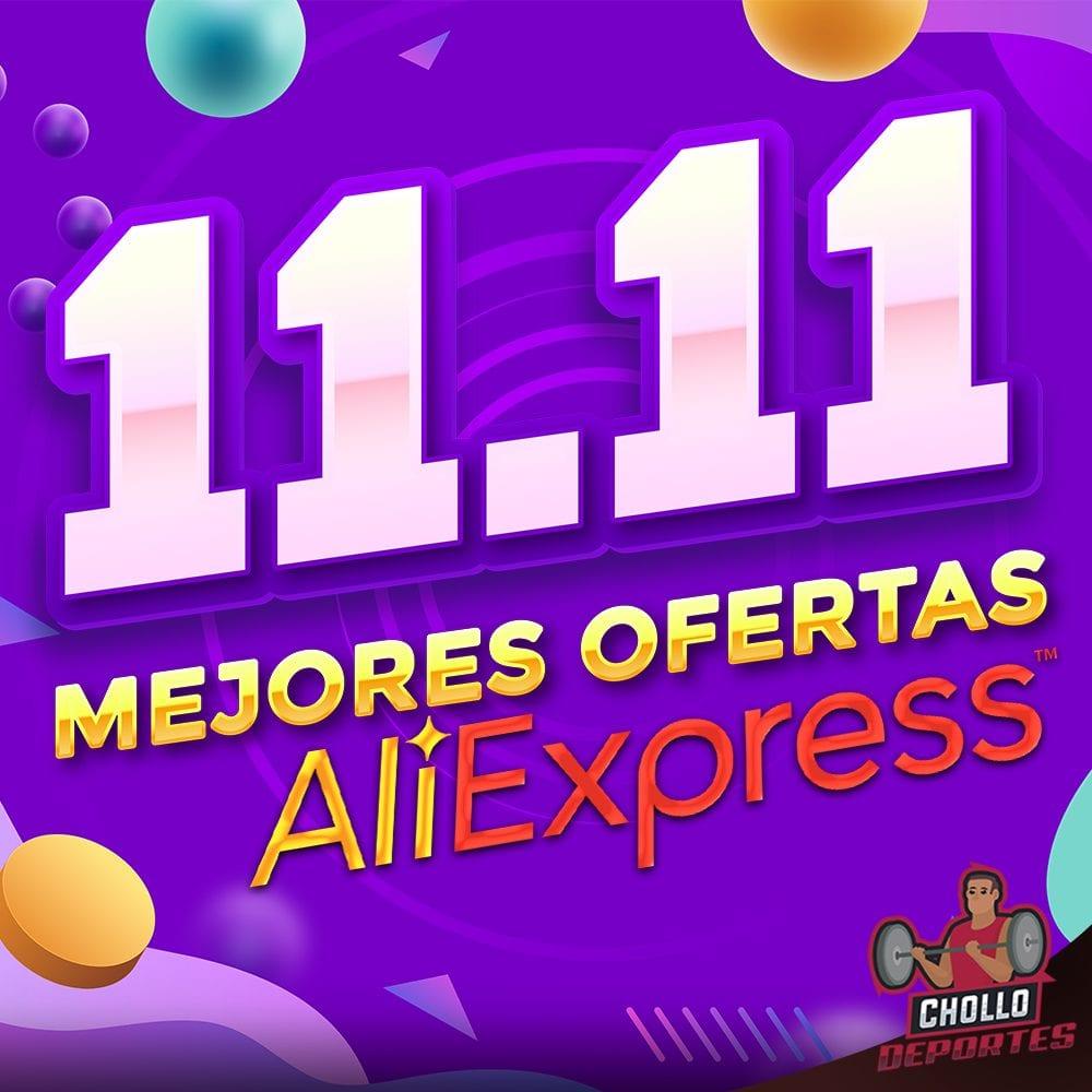 11.11 en AliExpress