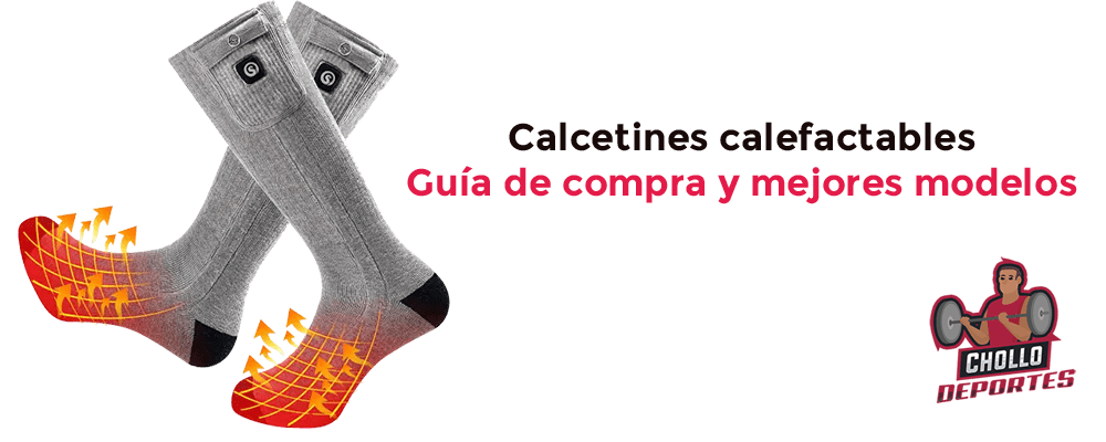 Mejores calcetines calefactables