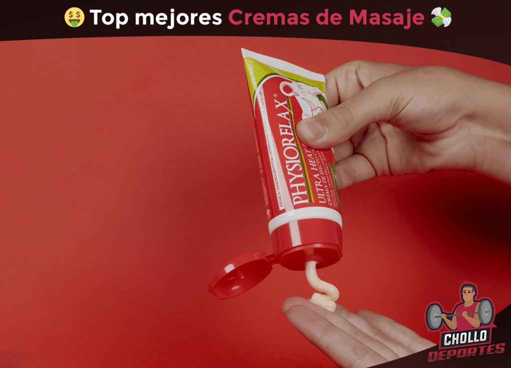 Top cremas de masaje