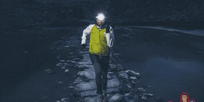 Luz frontal para running