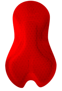 Badana ciclista para mujer