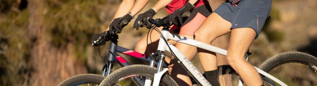 Culotes de ciclismo para mujer