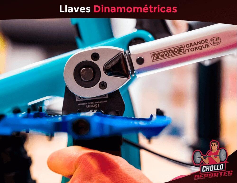 Llaves dinamometricas