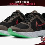 Nike React Infinity Run Flyknit 2