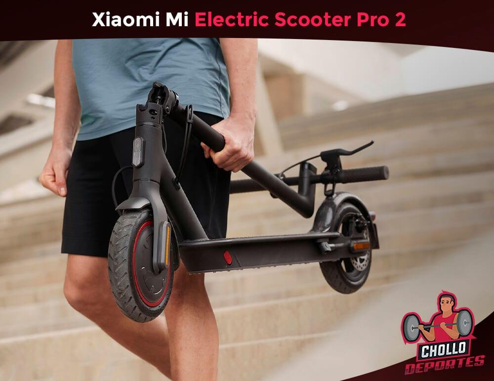 Review del Xiaomi Mi Electric Scooter Pro 2
