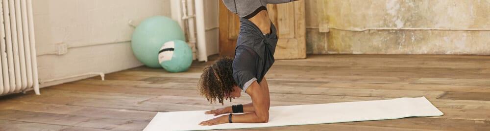 Material para entrenar en casa y hacer deporte