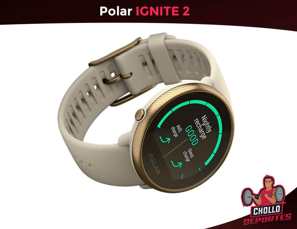 Polar Ignite 2