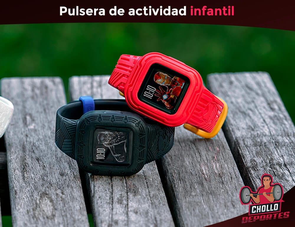 Pulsera actividad infantil