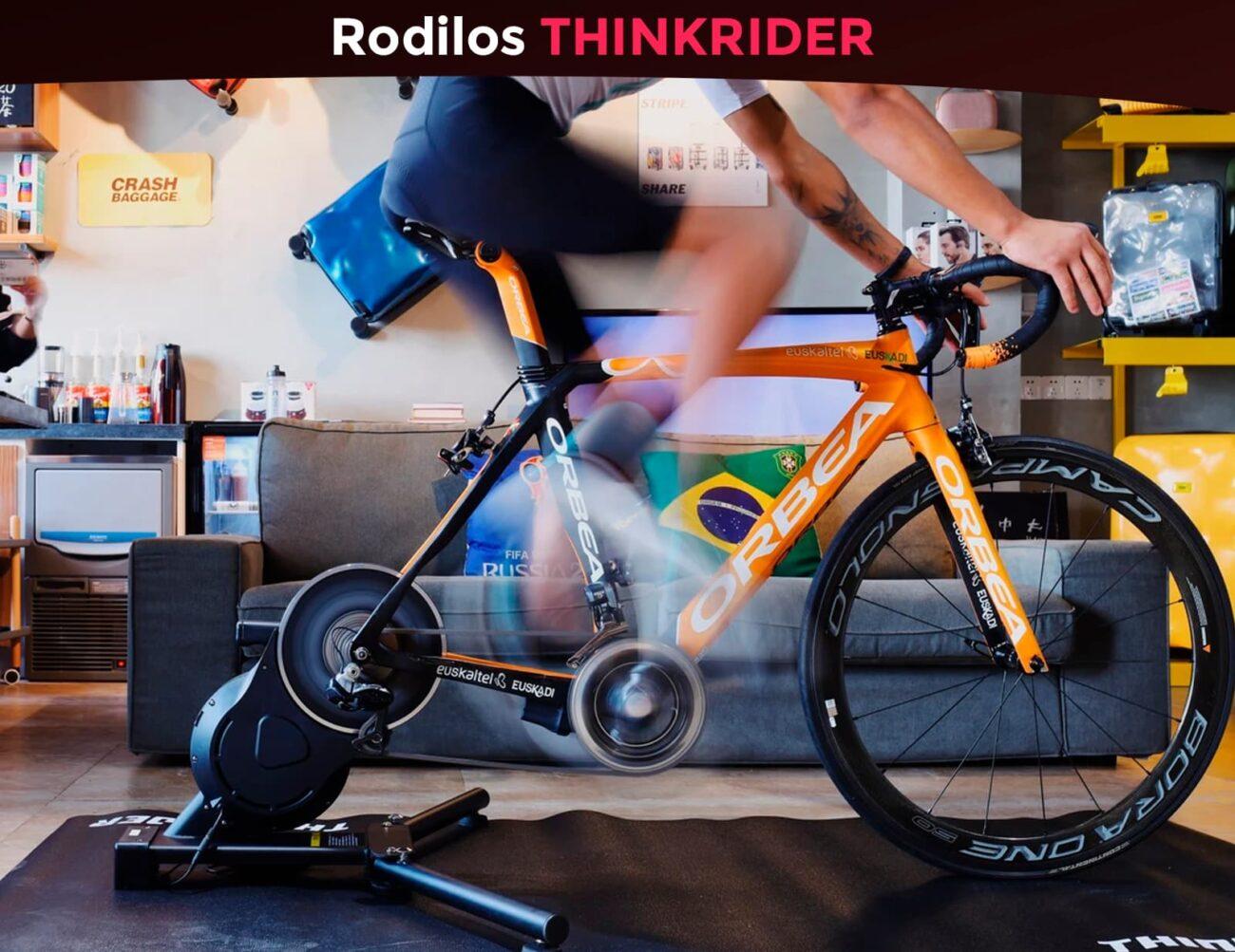 Rodillo de ciclismo thinkrider