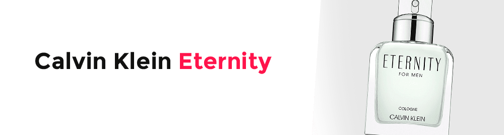 Colonia Calvin Klein Eternity