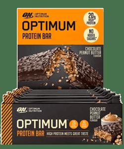 Barritas proteicas que llevana