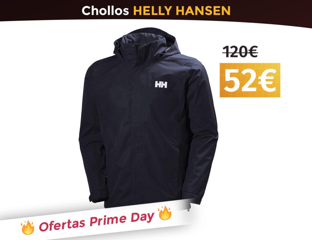 Chaqueta Helly Hansen