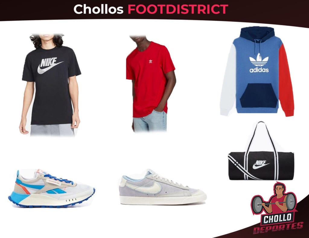 Chollos Footdistrict