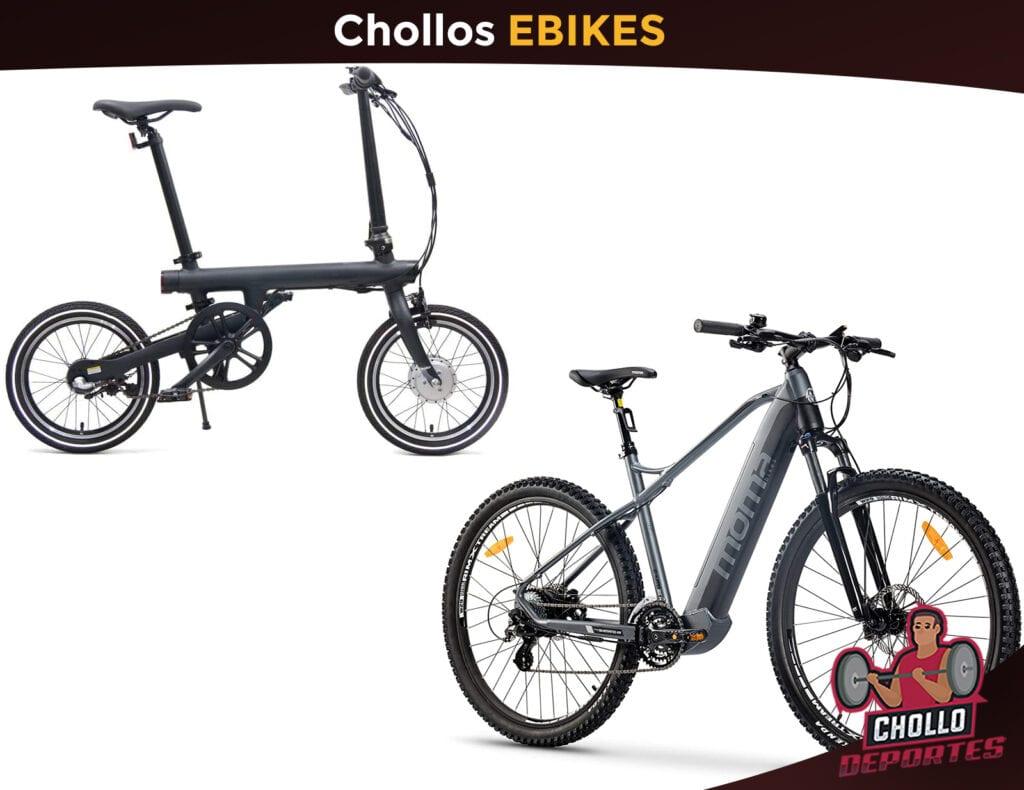 Chollos bicis electricas Prime Day