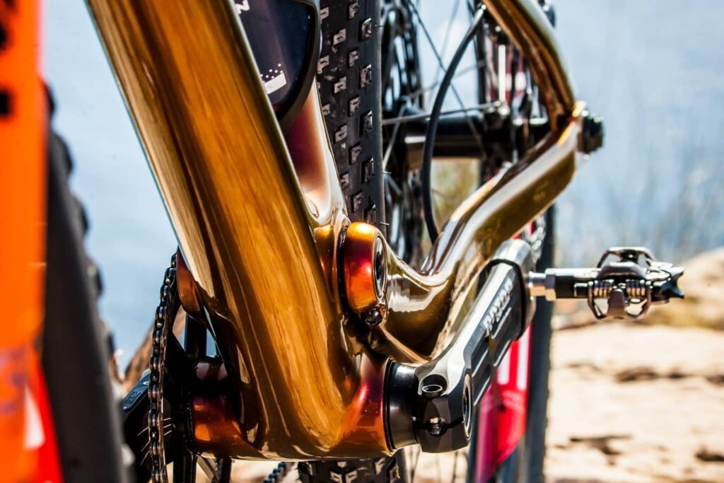 Bici de David Valero - BH Lynx Race EVO