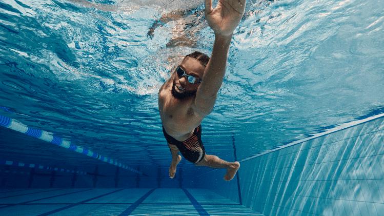 Natación en piscina