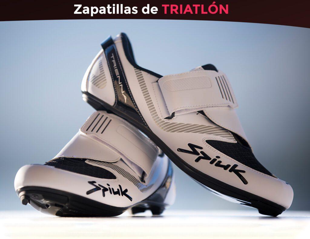 Zapatillas de triatlón