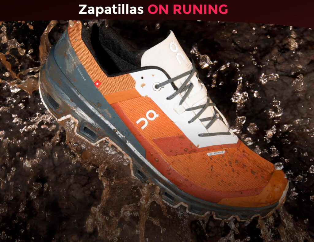 Zapatillas running ON