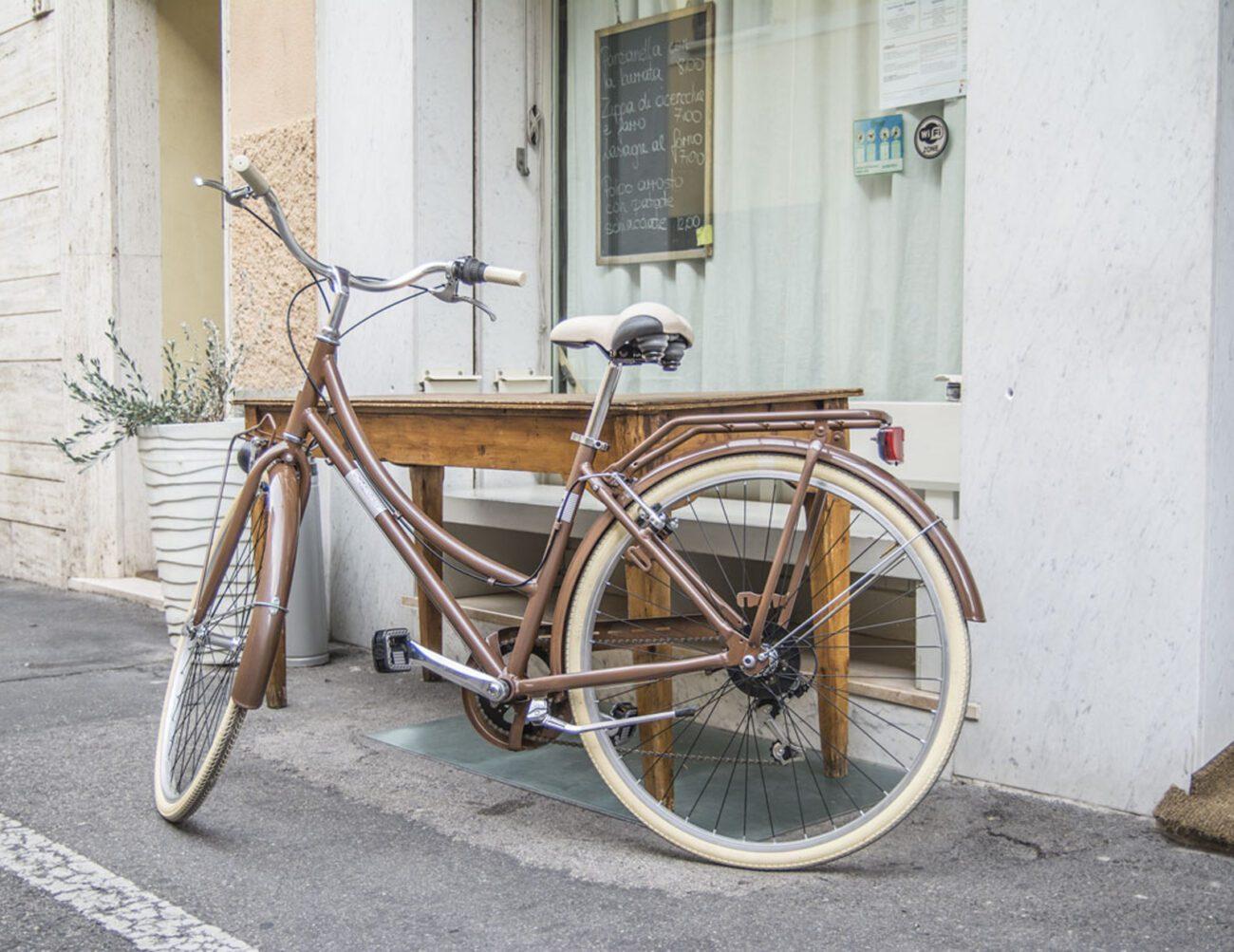 Bicicleta de ciudad en Amazon