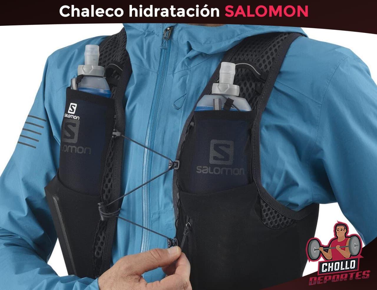 Chaleco Salomon