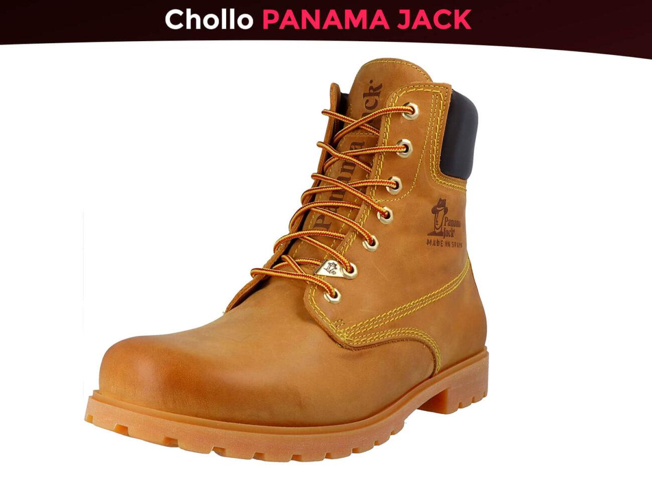 Botas Panama Jack en oferta
